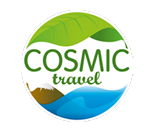 Logo Cosmic Travel | Real Travel Reisbureau Menen