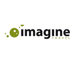 Logo Imagine | Real Travel Reisbureau Menen