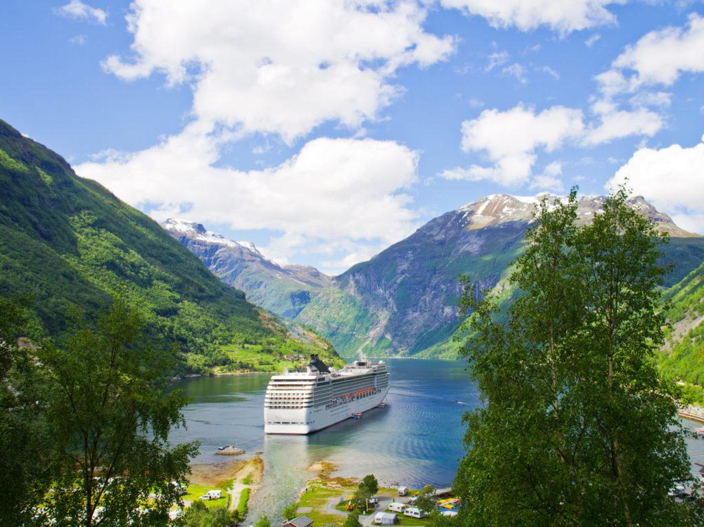 Cruise Noorse Fjorden | Real Travel Reisbureau Menen