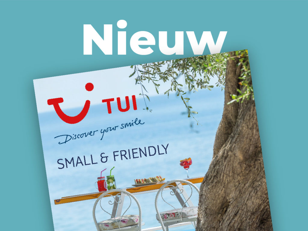 TUI Small & Friendly Vliegvakanties | Real Travel Reisbureau Menen
