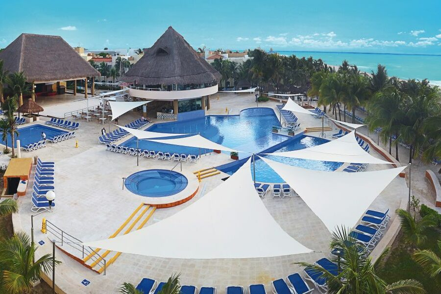 All-in Vliegvakantie Mexico Viva Wyndham Maya 01   Real Travel Reisbureau Menen