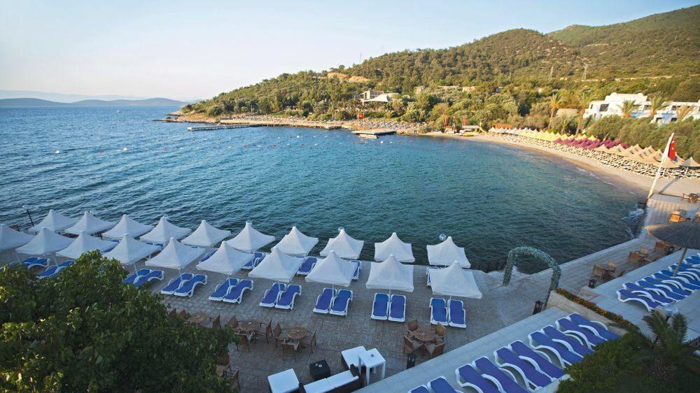 All-in Vliegvakantie Bodrum Turkije Hotel Samara | Real Travel Reisbureau Menen