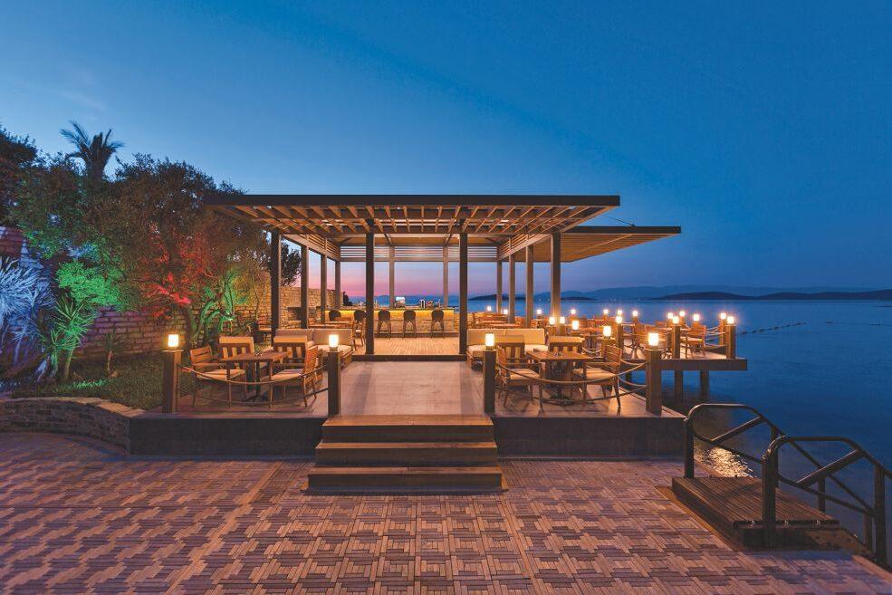 All-in Vliegvakantie Bodrum Turkije Hotel Samara 2   Real Travel Reisbureau Menen